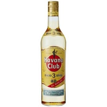 Lahev Havana Club Anejo 3y 0,7l 40%