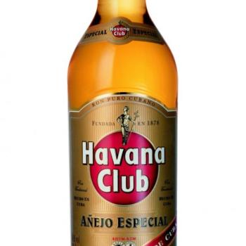 Lahev Havana Club Anejo Especial 1l 40%