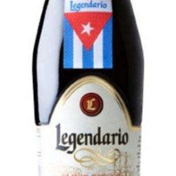 Lahev Legendario Elixir De Cuba 7y 0,7l 34%